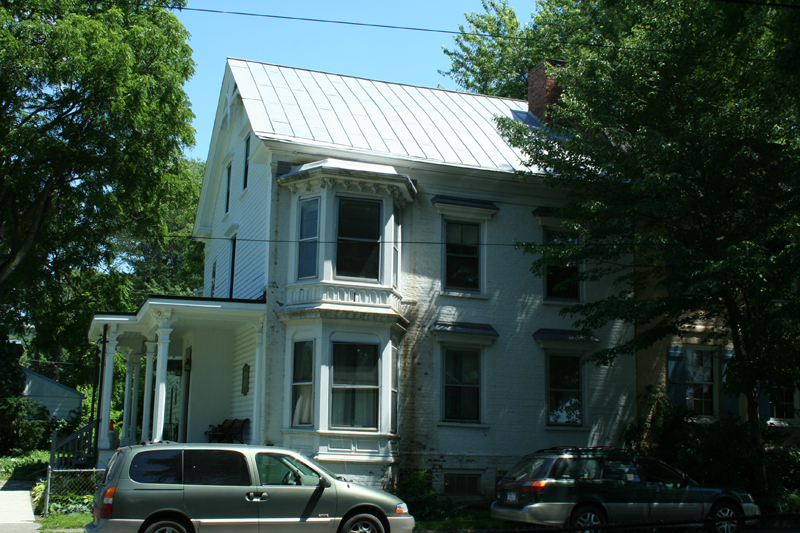 Melville House, 114th St., Troy