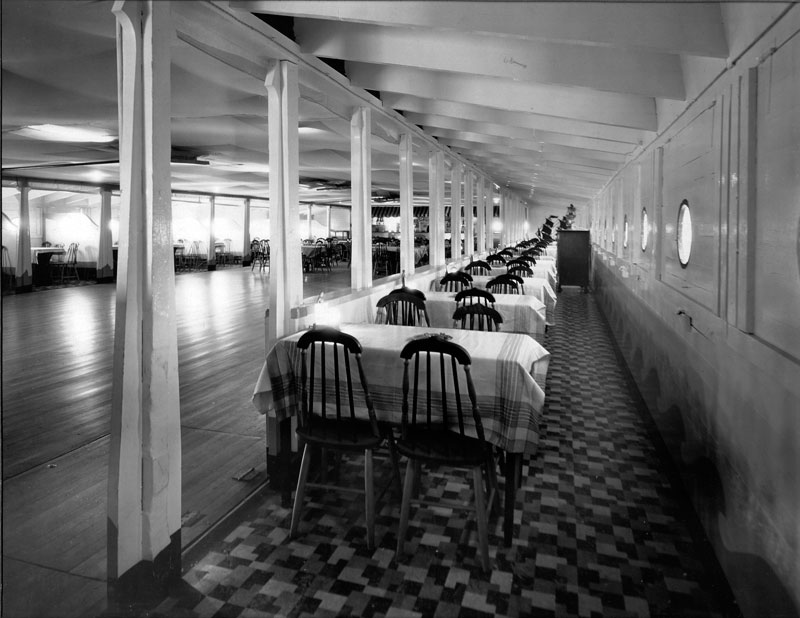 Dance Floor, Ship of Joy, 109th St. & 2nd Ave., Troy, c1934